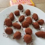 zeezout karamel truffels tony chocoloney