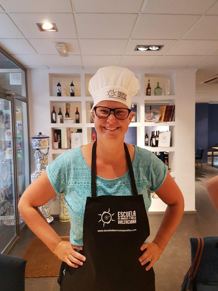 Bij Paella kookworkshop in Valencia