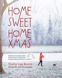 Cover Home Sweet Home XMAS voor foodie verlanglijstje