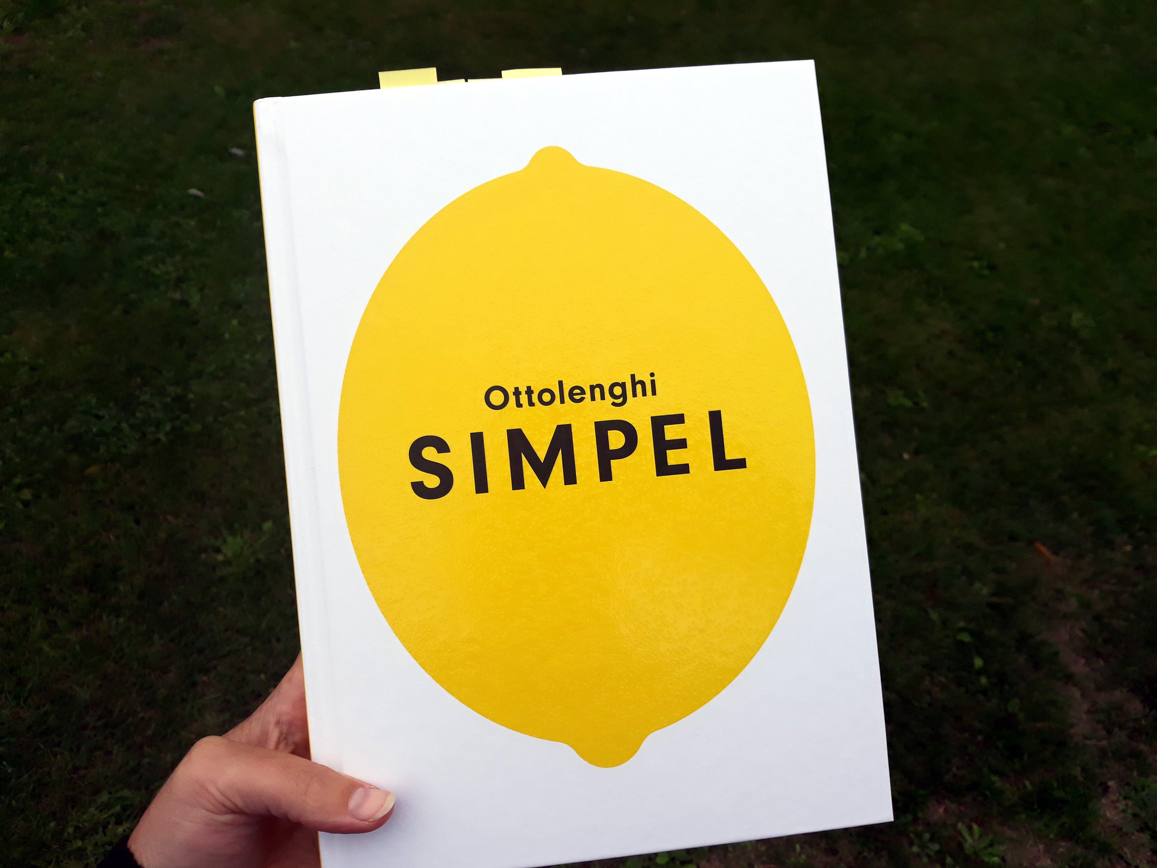 cover Simpel kookboek Ottolenghi