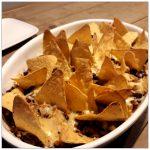 Nachos ovenschotel met bonen en mais uit oven