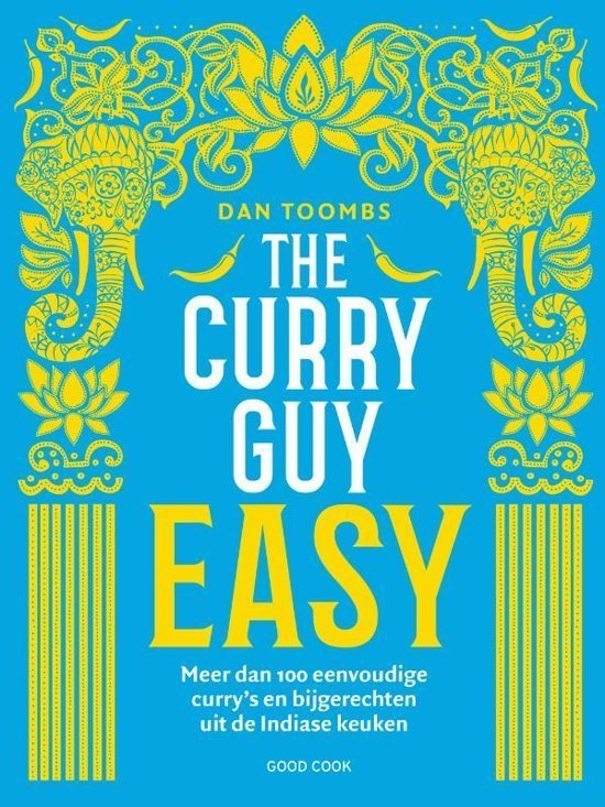 The Curry Guy Easy van Dan Toombs