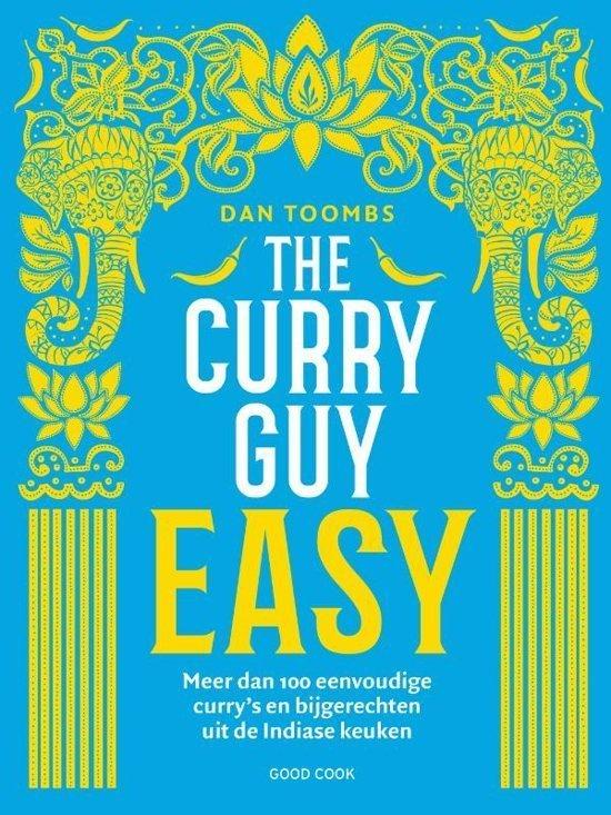 The Curry Guy Easy van Dan Toombs