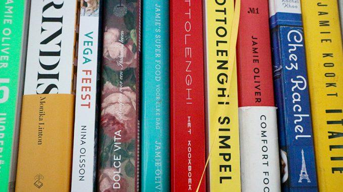 De favoriete kookboeken van Astrid Petit